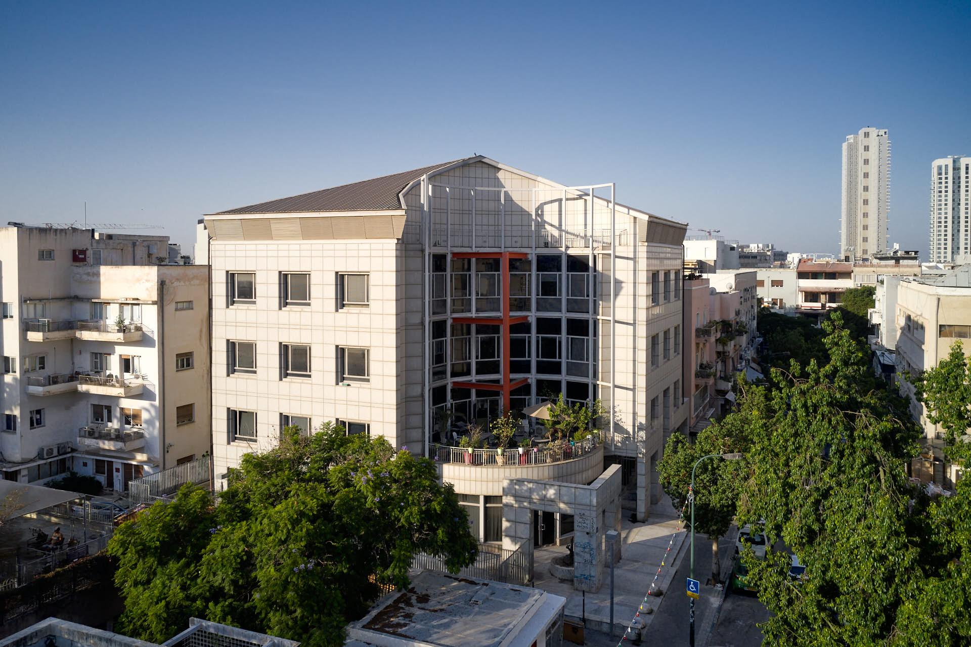 בנין קופילוב, בית משרדים תל אביב
