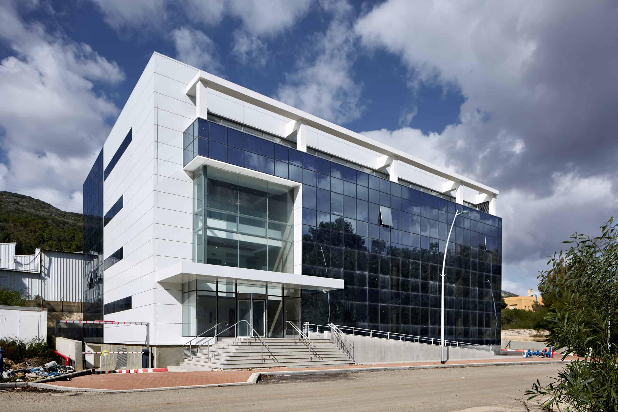 בנין ברחוב היוזמה 2 ביקנעם