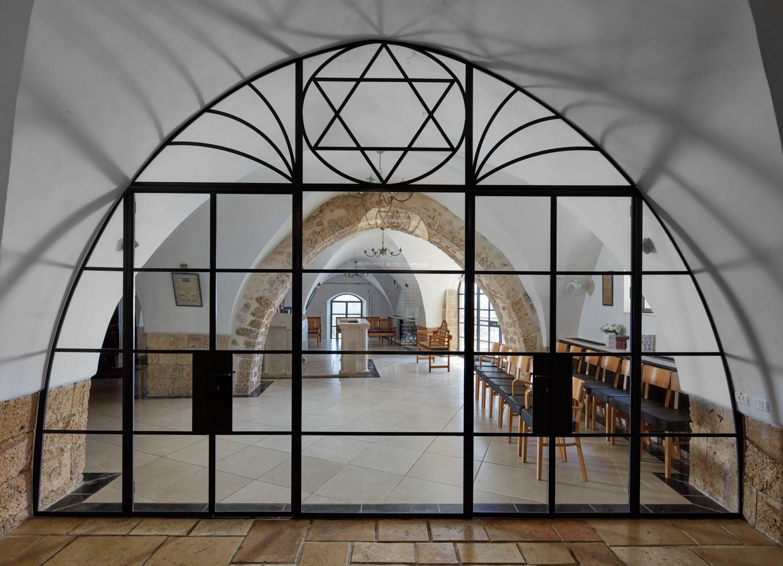 בית הכנסת לעולי לוב יפו