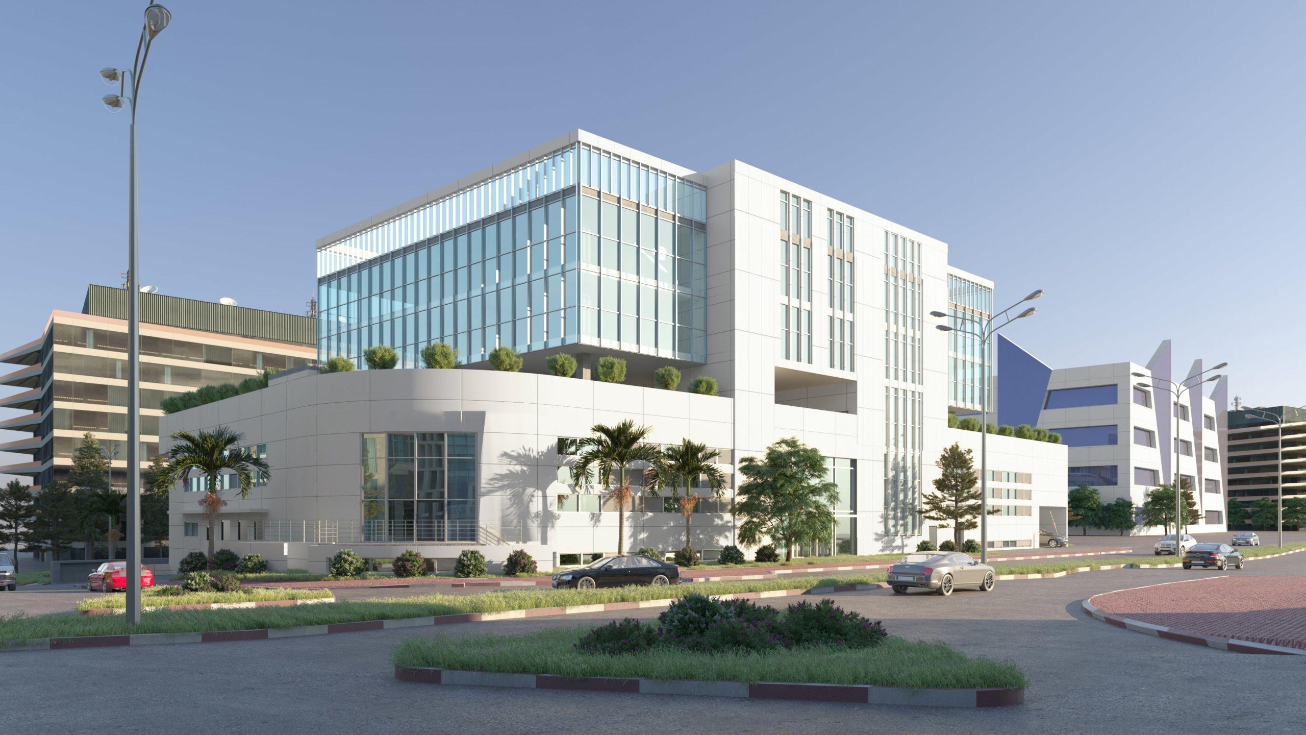 GTMI מפעל ומשרדים