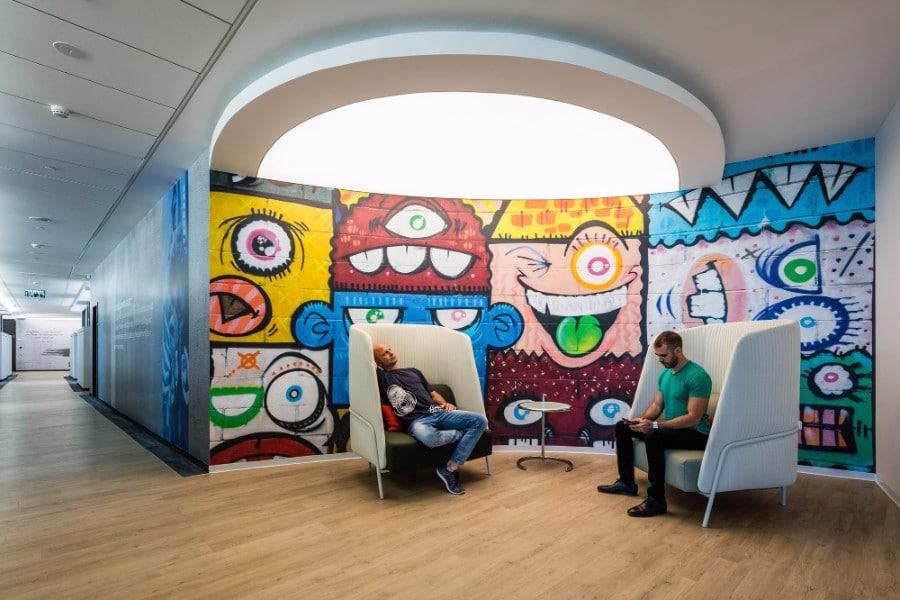 משרדי Panasonic